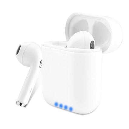 Laurelmartina I8 Mini TWS Auriculares inalámbricos Auriculares Bluetooth Auriculares Estéreo Cómodos Auriculares inalámbricos Auriculares Manos Libres