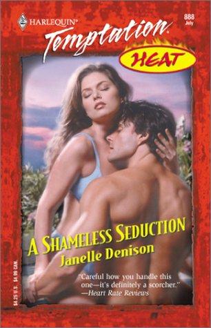 book cover of A Shameless Seduction