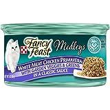 Cheap Fancy Feast Elegant Medley`s White Meat Chicken Primavera w/ Garden Veggies And Greens Cat Food 24 – 3oz Cans