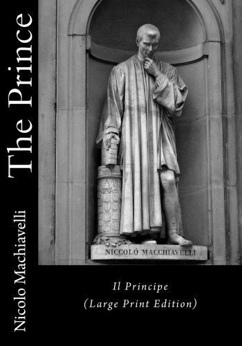PDF] The Prince: Large Print Pdf Epub | Excavate Free Epub Books Base