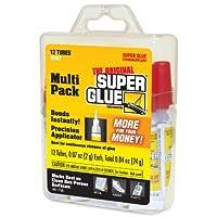 Super Glue 15187 Super Glue, paquete de 12