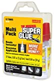 Kyпить Super Glue 15187 Super Glue, 12-Pack на Amazon.com