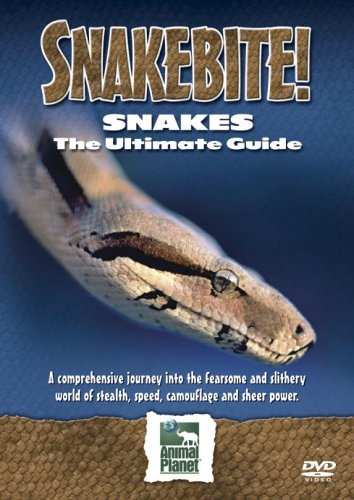 Snake Bite - The Ultimate Guide To Snakes [DVD]: Amazon co