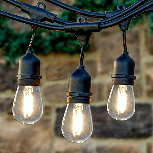 Brightech-Ambience-PRO-LED-S14-2-Watt-Dimmable-Bulb-Equal-to-20-25W-Incandescent-Bulbs-Outdoor-String-Lights–Edison-Inspired-Exposed-Filaments-Design-15-Pack-E26-Base