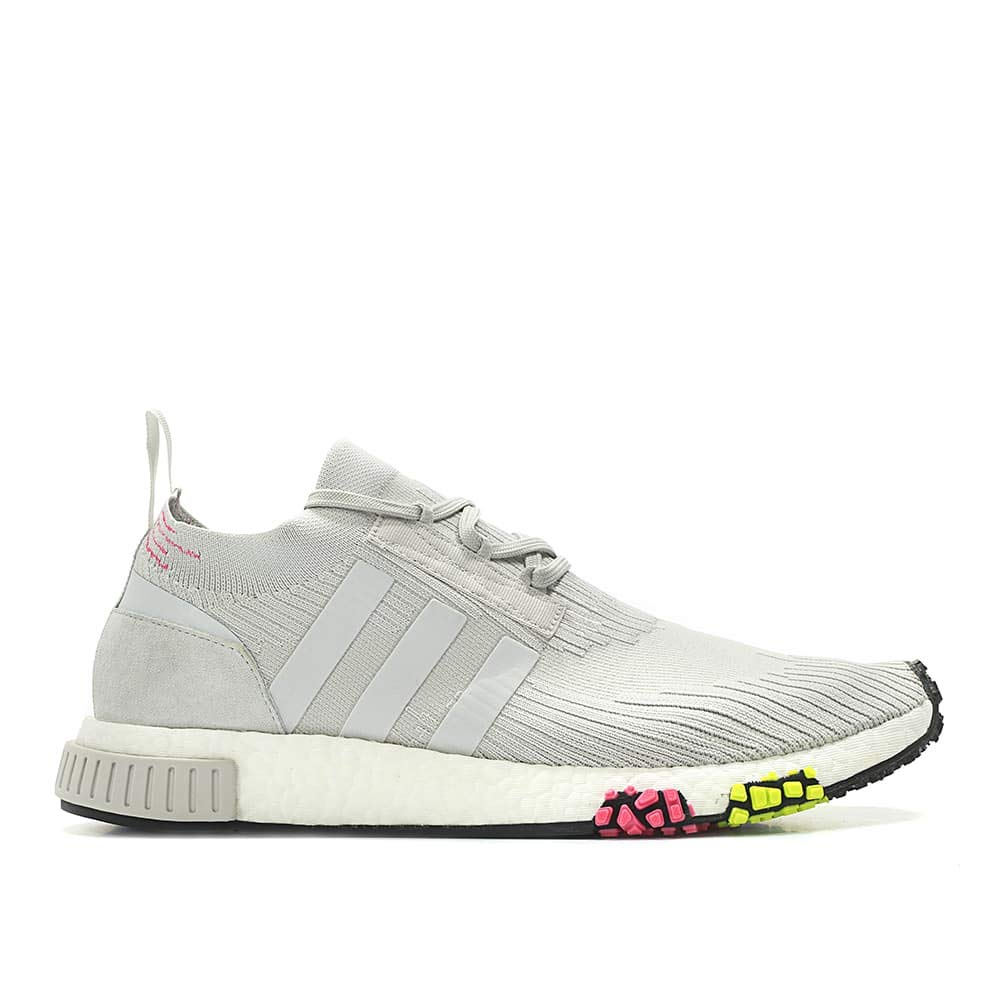 quality design 5f0be 082d8 adidas Men NMD Racer PK Gray Grey one Solar Pink Size 13.0 ...