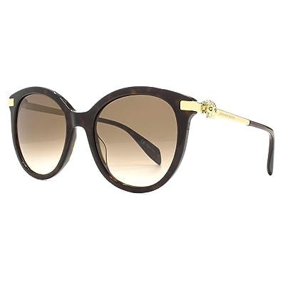 Alexander McQueen - Lunette de soleil - Femme 6d16a0024f0c