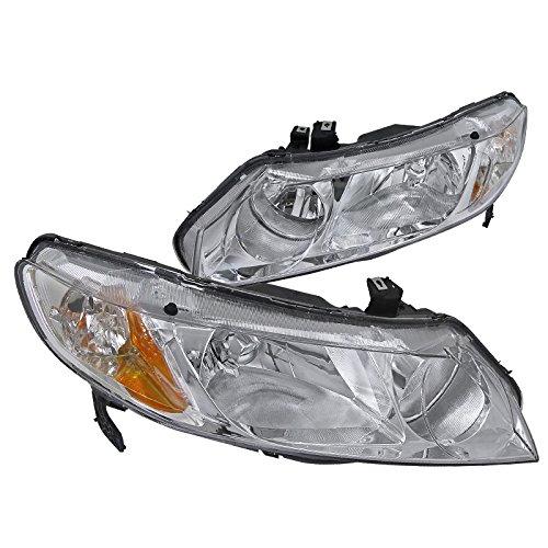 2010 honda civic headlights - 8
