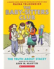 Baby-Sitters Club Graphic Novel # 2: The Truth About Stacey