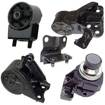 K0086 ENGINE/&TRANS MOUNT KIT 4PCS For 1998-2000 MAZDA 626 2.0L AUTO TRANS