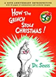 How the Grinch Stole Christmas Anniversary Edition, Charles Cohen, 0375938478