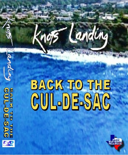 KNOTS LANDING REUNION SPECIAL BACK TO THE CUL-DE-SAC MINI SERIES