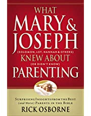 What Mary and Joseph Knew About Parenting