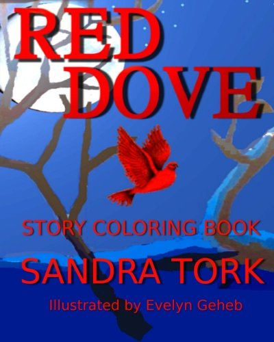 Red Dove Story Coloring Book ebook