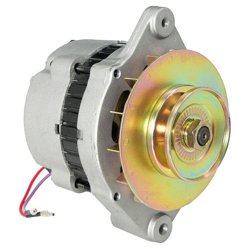 454 Marine - DB Electrical AMN0002 New Mercruiser Omc Volvo Marine Mando Alternator, Mercruiser Ski Engine 454 502 5.7L 5.0LX, Mercruiser 600SC 800SC 817119-2 817119A 20054 ALT53 1926 60050 400-46002 A000B0331