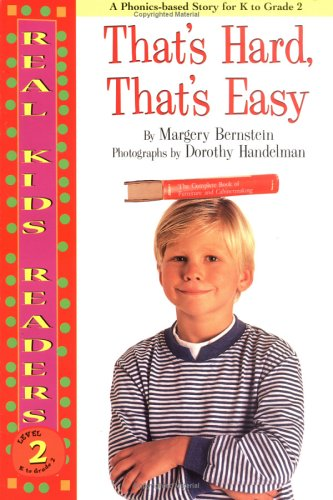 That'S Hard, That'S Easy (Real Kids Readers, Level 2)
