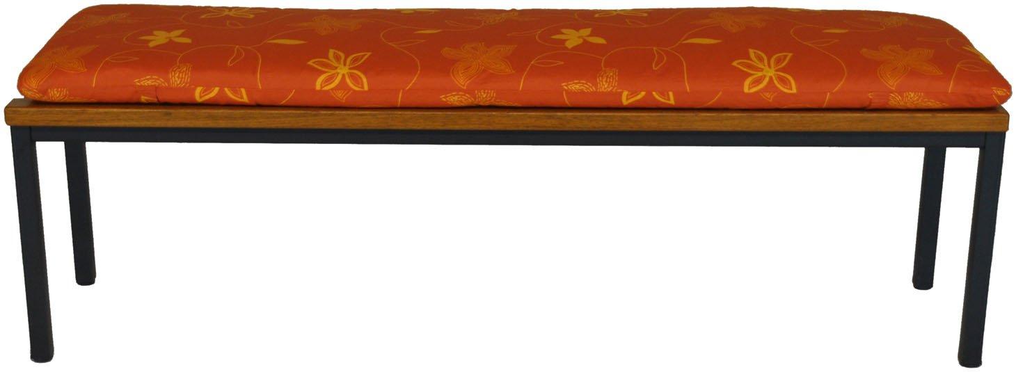Angerer Cuscino per panca 45 x 120 cm, Design Corfù terra (senza panca) 712/077