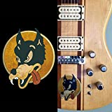 Inlay Sticker Decal For Guitar Grateful Dead
