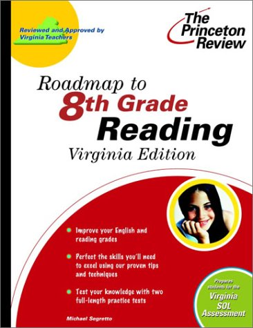 Roadmap Reading Virginia Preparation Guides