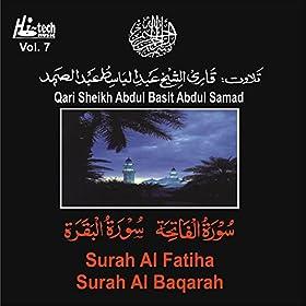 Amazon.com: Surah Al Fatiha: Islamic Tilawat & Qari Sheikh ...