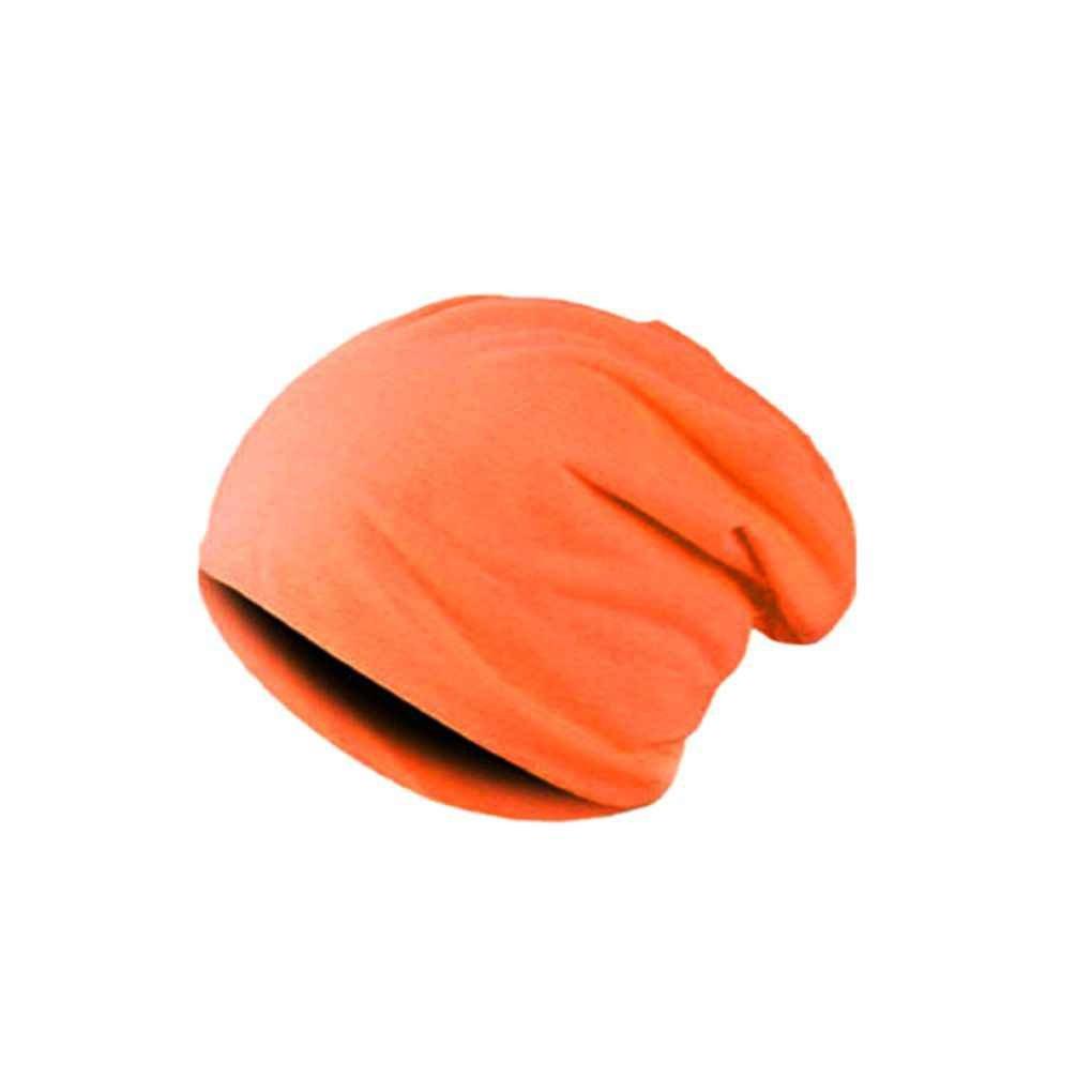 Bobury Hombres c/álido Sombrero de Invierno de algod/ón Mezclado Gorro de esqu/í Gorro Liso