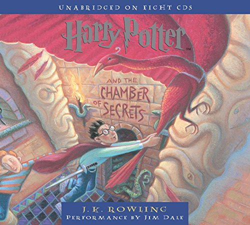 Harry Potter and the Chamber of Secrets (Book 2 Audio CD) by Listening Library (Lib)