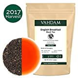 Original English Breakfast Tea Leaves (200+ Cups) Strong, Rich  and  Flavoury, Black Tea Loose Leaf, Sourced Direct from Plantations in India, Loose Leaf Tea, 16-ounce Bag