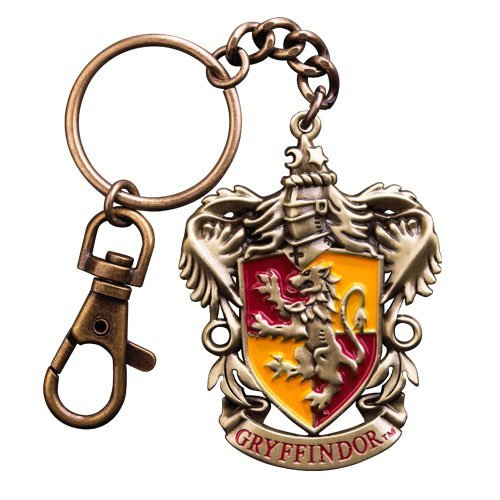 The Noble Collection Gryffindor Crest Key -