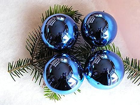 Decorazioni Albero Di Natale Blu : Decorazioni albero di natale pezzi sfera cm blu cobalto