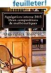 Agr�gation interne 2015 - Deux compos...