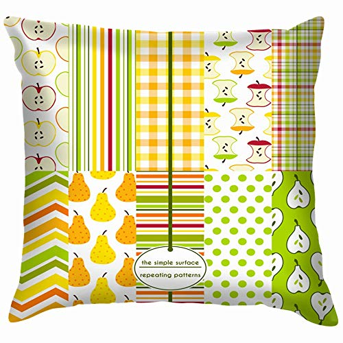 Repeat S Scrapbook Paper Cards Invitations Pillow Case Throw Pillow Cover Square Cushion Cover 12X12 -