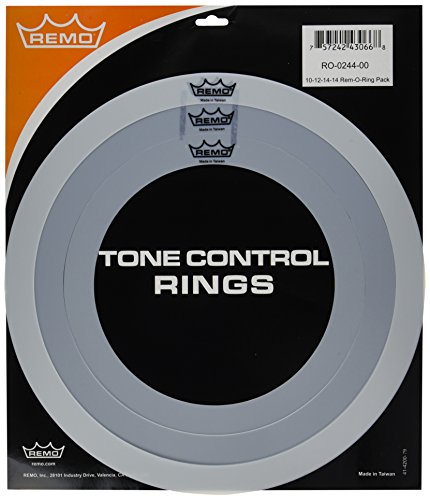 (Remo RemOs Ring Packs 10