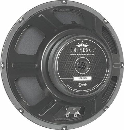 EMINENCE BETA12LTA 12-Inch American Standard Series Speakers