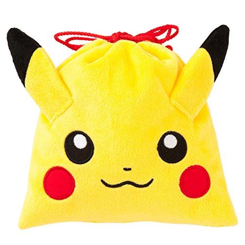 PokemonCenterOriginal FuwaFuwa Face money pouch - Japan Banpresto Pokemon