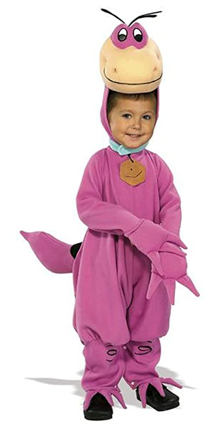 sc 1 st  Amazon.com & Amazon.com: Rubies The Flintstones Dino Child Costume-: Toys u0026 Games