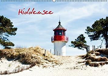 Insel Hiddensee (Wandkalender 2019 DIN A2 quer): Hiddensee, kleine traumhafte Insel in der Ostsee (Monatskalender, 14 Seiten ) (CALVENDO Natur) Claudia Möckel / Lucy L!u 3669589082 Deutschland Landschaft