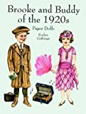 Brook and Buddy of the 1920s Paper Dolls, Evelyn Gathings, 0486410498