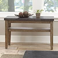 Steve Silver Debby Bluestone Sofa Table