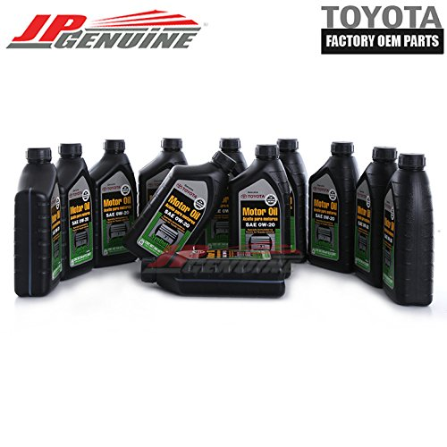 0w20 synthetic oil toyota - 9