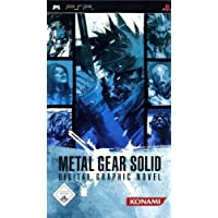 Metal Gear Solid - Digital Graphic Novel [Edizione: Germania]