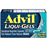 Advil Liqui-Gels Pain Reliever and Fever