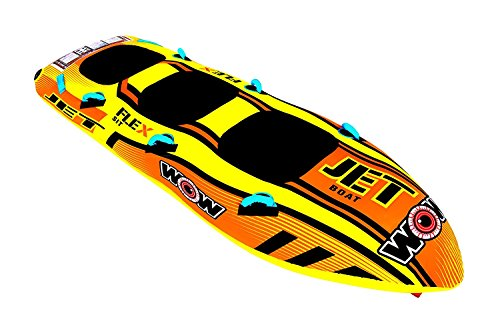 WoW World of Watersports, 17-1030, Jet Boat, 3 Person Towable