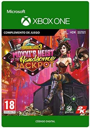 Borderlands 3: El golpe de Moxxi a Jackpot el Guapo | Xbox One ...