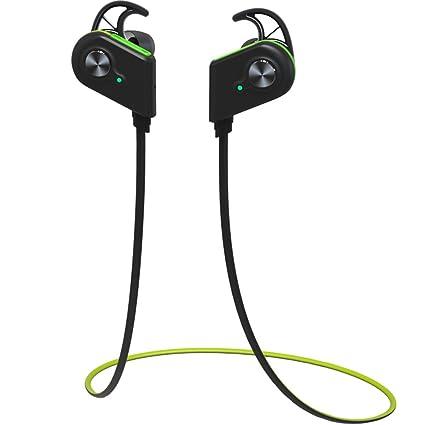L&I SPORT 9 Auriculares Bluetooth 4.2 Cascos Inalambricos Deportivos In-ear con Micrófono / Manos