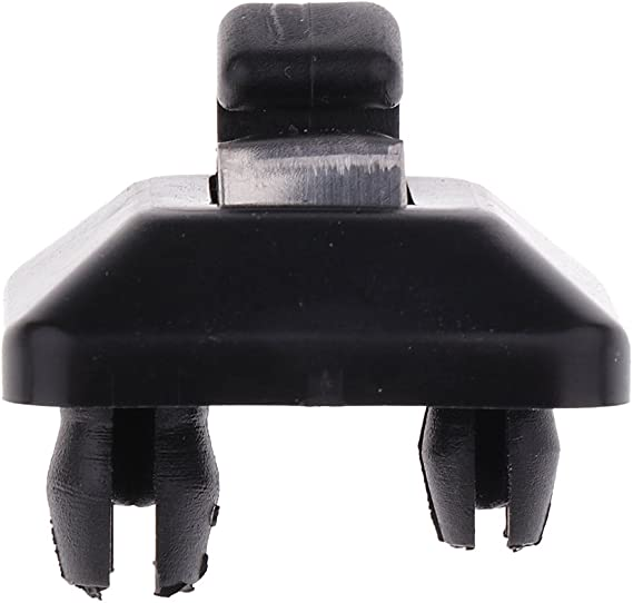 Hohe Qualität Sonnenblende Clip Haken Halter Für Audi A5 Q5 13 14 15 Schwarz Auto
