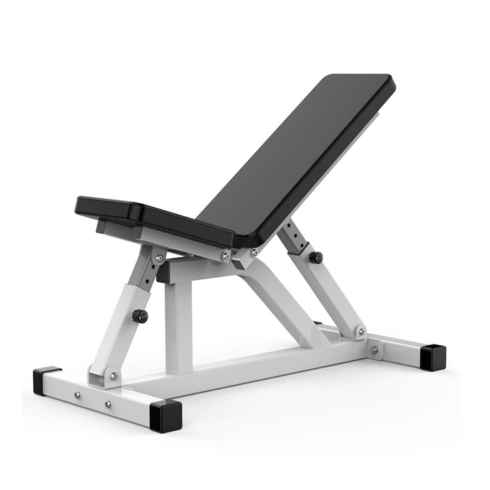 ZYX KFXL Bancs de Musculation Workout Bench Fauteuil De Fitness pour Abdominaux en Position Couch/ée sur Le Ventre pour Appareils Multifonctionnels Dhalt/ères Courtes Banc dentra/înement