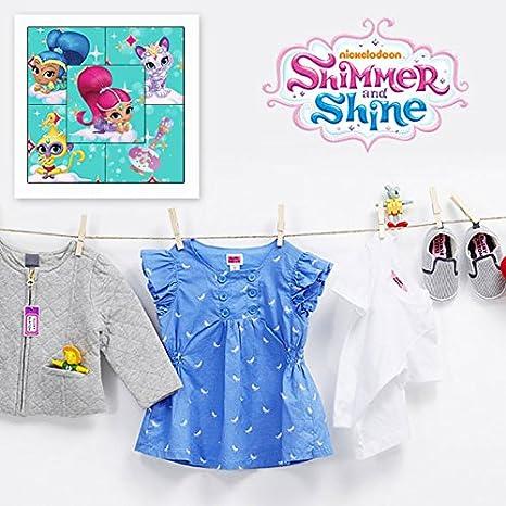 Shimmer e Shinetm personalizzata impermeabile resistente alle intemperie  no-sew abbigliamento la confezione include etichette 4567fdae304