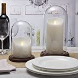 Mikasa Reflections LED Candle with Realistic