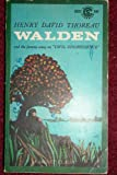 Walden, or Life in the Woods, and on the Duty of Civil Disobedience, Henry David Thoreau, 0451600878
