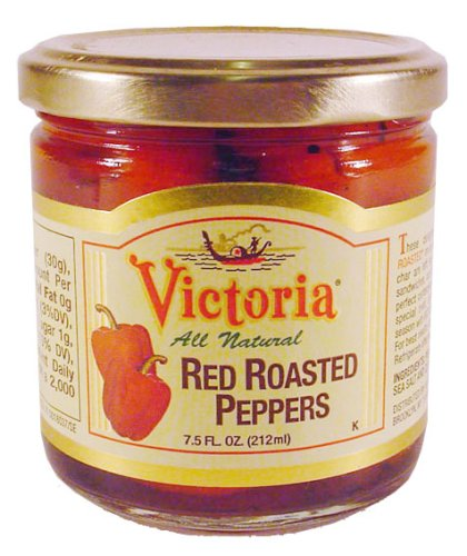 Victoria Pepper Roasted, 7.5 oz