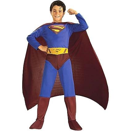 6bb8bfb9f75 Superman Returns Child's Costume, Large